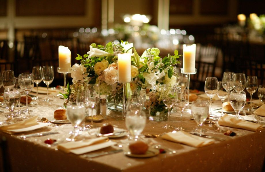 wedding banquet in luxury philadelphia hotel