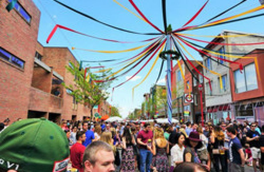 south street spring fesitival