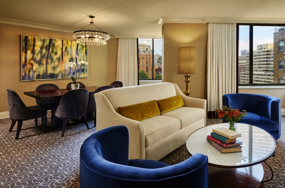 Luxury Hotel In Philadelphia The Rittenhouse